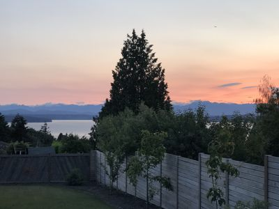 Photo for Modern West Seattle Unit with Puget Sound views