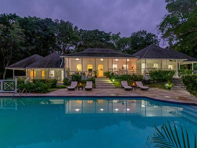 Photo for WATERFRONT! FULLY STAFFED! POOL! Eight Rivers - Ocho Rios 4BR