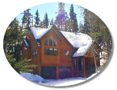Photo for Moose Cabin -Great for Winter, Spring or Summer Rentals! Outdoor Pool!