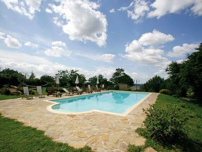 Photo for 2BR Apartment Vacation Rental in La Cava, Tuscany