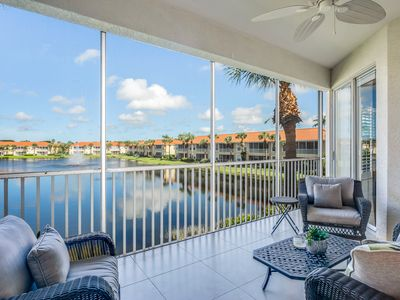 Photo for Bright and open luxury condo w/ shared pool and access to resort amenities!