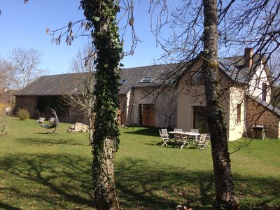 Photo for CHARMING COTTAGE IN THE NATURAL REGIONAL PARK MORVAN TOURISM FURNITURE ****