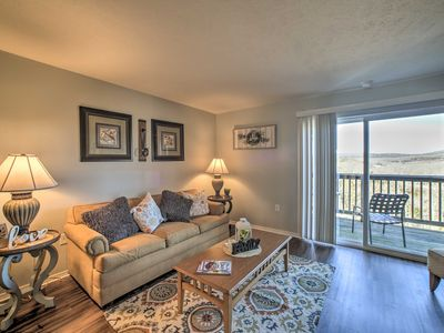 Photo for NEW! Branson Condo w/ Pool Access - Mins to Strip