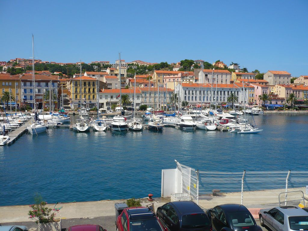 T Conditioning Marina PORTVENDRES COLLIOURE - Location port vendres