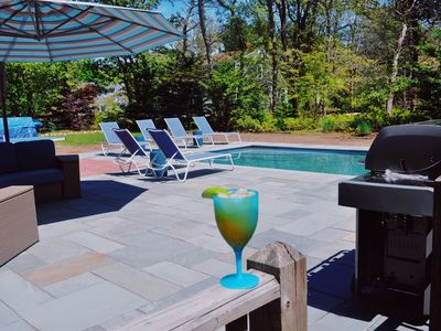 Photo for Completely renovated Edgartown cape with New Pool ~ Sleeps 14