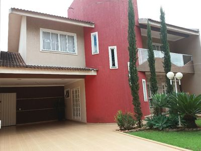 Photo for FozHouse with high standard, swimming pool, Wi-fi, 4 gar, 12 people, air conditioning, near center