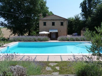 Photo for 3BR Farmhouse Vacation Rental in Iesi, Marche