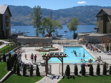 Westbank Centre Park, West Kelowna, British Columbia, CA