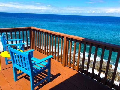 Photo for NEW! Cane Bay Sanctuary--Dramatic Oceanfront--DIVERS, SWIMMERS and SNORKELERS
