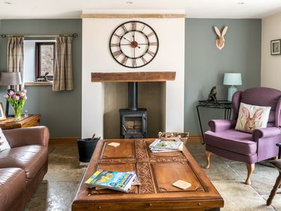 Photo for Remarkable 5-Bed Farmhouse