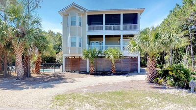 "Photo for Ready after Hurricane Michael! FREE BEACH GEAR! Plantation, Beach View, Pool. Elevator, Wi-Fi, 6BR 5BA ""Star Of The Sea"""