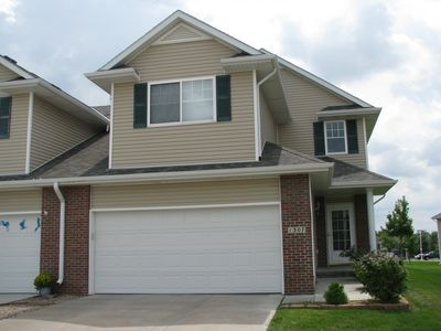Photo for 3BR Townhome Vacation Rental in Lincoln, Nebraska