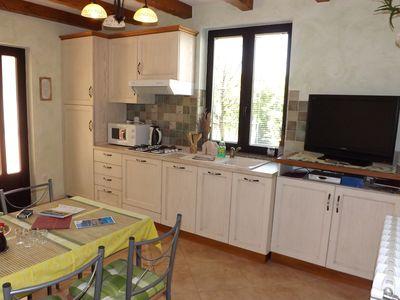 Photo for Cozy house with several apartments in Umag