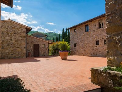 Photo for House in Greve in Chianti with Internet, Pool, Parking, Washing machine (261675)
