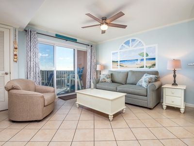 Photo for Very popular modern building close to the Convention Center and Beach!