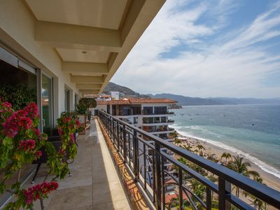Photo for Residencias Molino De Agua 701 3BD Condo for rent in Los Muertos Beach, Puerto vallarta