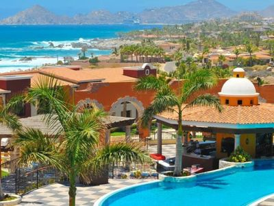 Photo for Relaxing Family  2 Bedroom Suite @ Cabo San Lucas