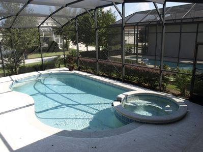 Pool and Spa at Devereaux Street