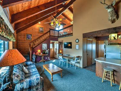 Photo for Henry's Lake Overlook I, Near Yellowstone, Sleeps 6