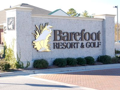 Photo for Gorgeous Barefoot Resort 2BR/2BA 2nd Level Condo, Low Rates, Golf Course View