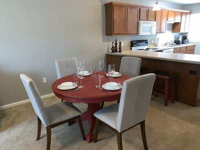 Family Friendly 3 bed 2 ba entire town home