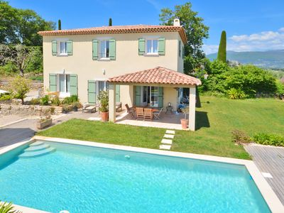 Photo for Beautiful Villa With Pool And Breathtaking View