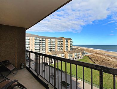 603 Chesapeake House, Sea Colony - Balcony