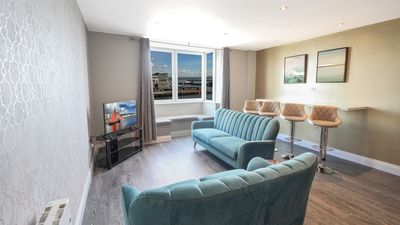 Photo for Harbour View Suites (D). 3 bedroom city apartment with with Water View. Parking nearby. Sleeps 6