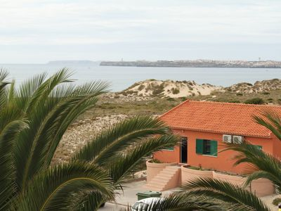 Photo for Villa in Consolation Beach oceanfront near Supertubos / baleal
