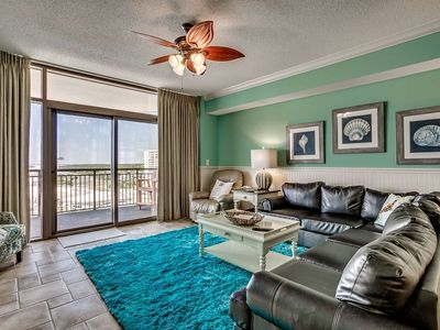Photo for Lovely 10th Floor Oceanfront Condo in North Beach Plantation