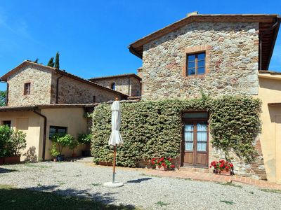 Photo for Vacation home Podere Cignanrosso (CTC260) in Castellina in Chianti - 5 persons, 2 bedrooms