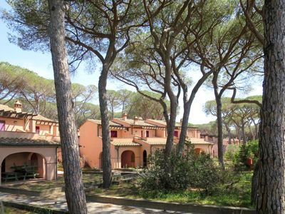 Photo for One bedroom Apartment, sleeps 4 in Casa Botrona with Air Con and WiFi