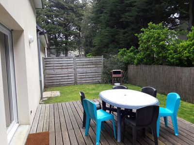 Photo for House 3ch 700m beach Penvins Golf Morbihan and Ocean