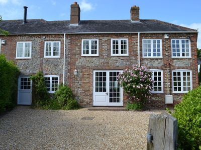 Photo for Cottage In Bosham, Near Chichester, West Sussex, England, with games room!