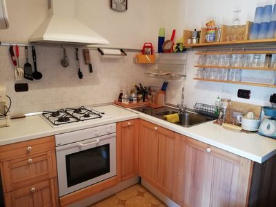 Photo for 2 Bedroom Apartment in Levanto - Perfect For Visiting The Cinqueterre In Italy!