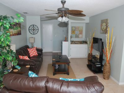 Photo for Flip Flop Spot Paradise! Beautifully decorated 3BR/2BA  High Speed Internet/WiFi