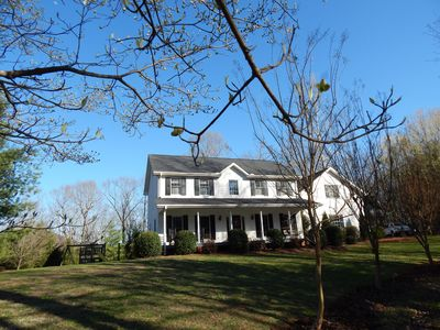 Photo for The Swag House - Near wineries & downtown Dahlonega, renovated property