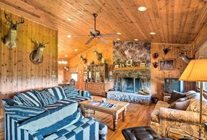 Photo for 3BR Cabin Vacation Rental in Doe Hill, Virginia
