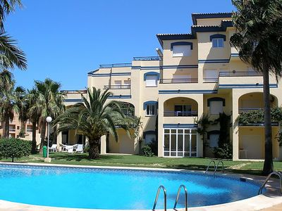 Photo for Apartment Royal Playa II  in Dénia, Costa Blanca - 4 persons, 2 bedrooms