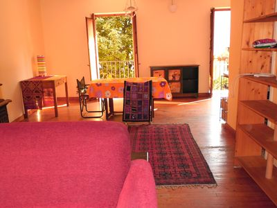 Photo for 2 bed  rooms,  Bright and quiet .Beautiful View In Inner city