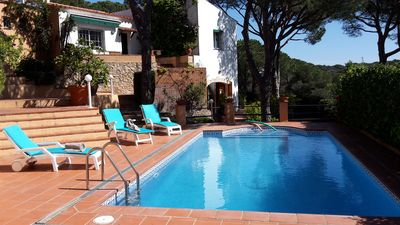Photo for Beautiful house in Palamos with private pool.