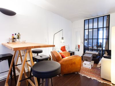 Photo for Superb charming and cosy apt near Montparnasse