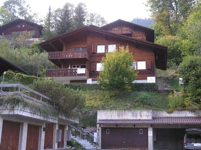 Photo for Apartment Elisabeth in Lenk - 8 persons, 3 bedrooms