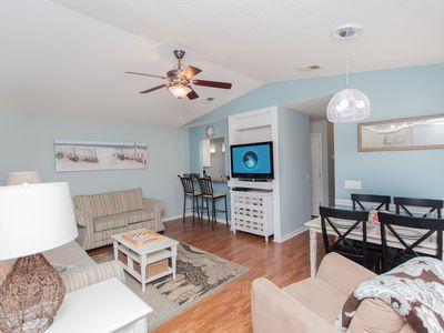 Photo for Steps from Most Amazing White Sandy Beaches! Pools, Mini Golf, Billiard on Site!