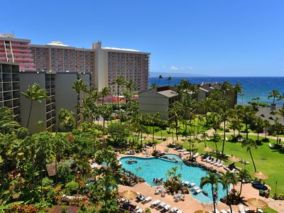 Photo for Kaanapali Shores #936 Studio September Specials! ocean-view penthouse !