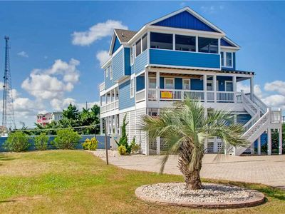 Photo for Come Play at this Oceanview Home w/ Hot Tub, Solar Htd Pool, Game Rm & Wet Bar