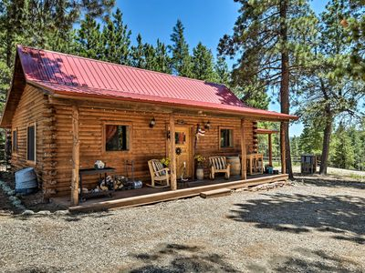 Photo for 1BR Cabin Vacation Rental in Angel Fire, New Mexico