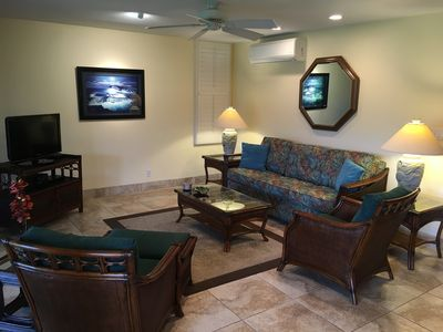 Photo for ****Beautifully Spacious Ground Floor 2BR/2BA Condo Special Rates!****