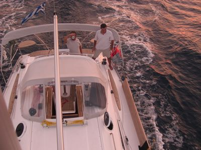 Photo for Sail Greek islands on private yacht with owner