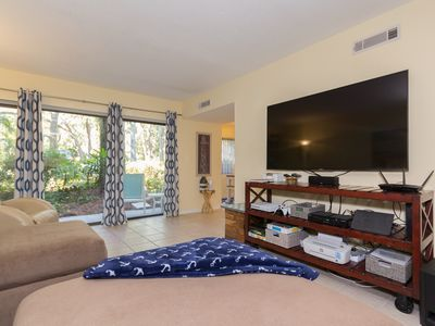 Photo for Book Now for Summer/Fall TreeTops Villa, Pet Friendly, Close to Beach